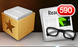 Readkit on the Mac