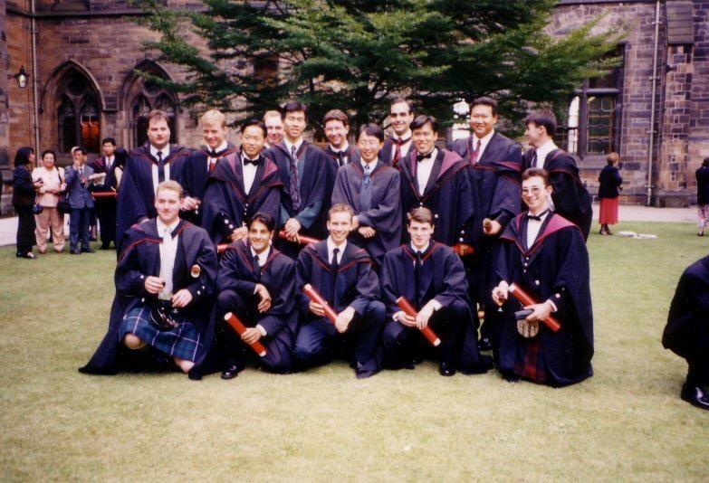 MECI Group photo