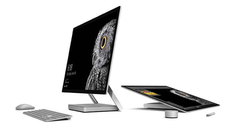 Microsofts Surface Studio