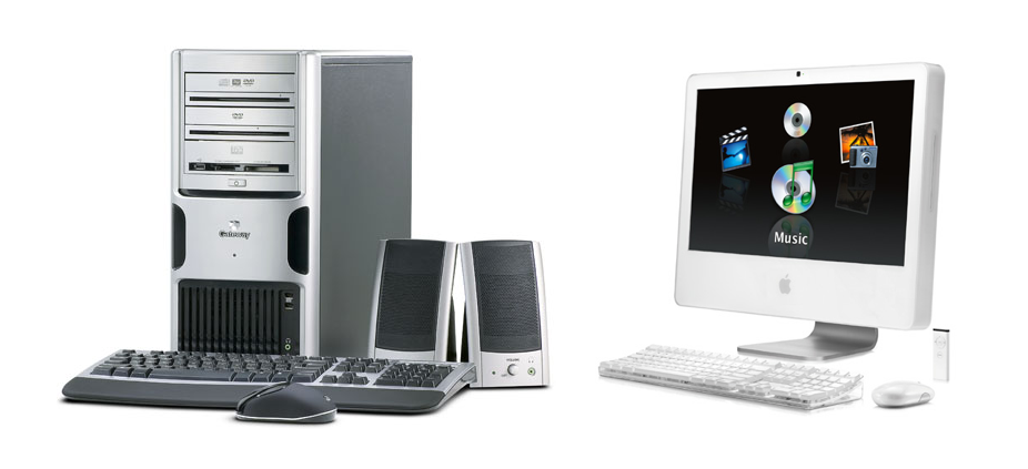 PC or Mac from 2006. Which would you have rather had?